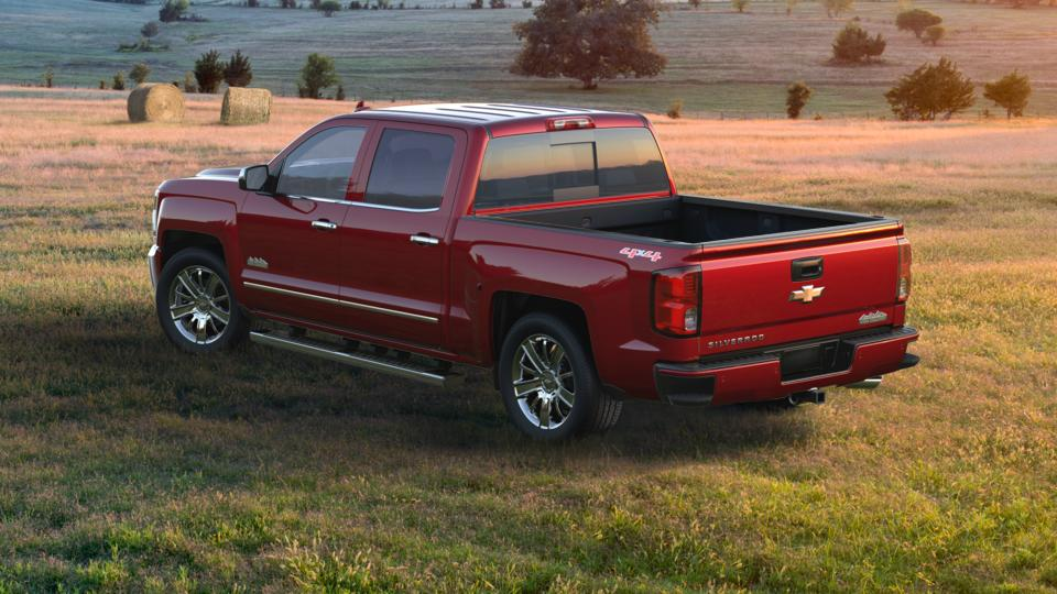 test drive this new chevrolet silverado 1500 in siren red. Black Bedroom Furniture Sets. Home Design Ideas