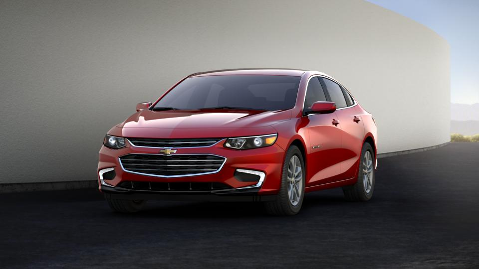 2016 Chevrolet Malibu Vehicle Photo in San Leandro, CA 94577