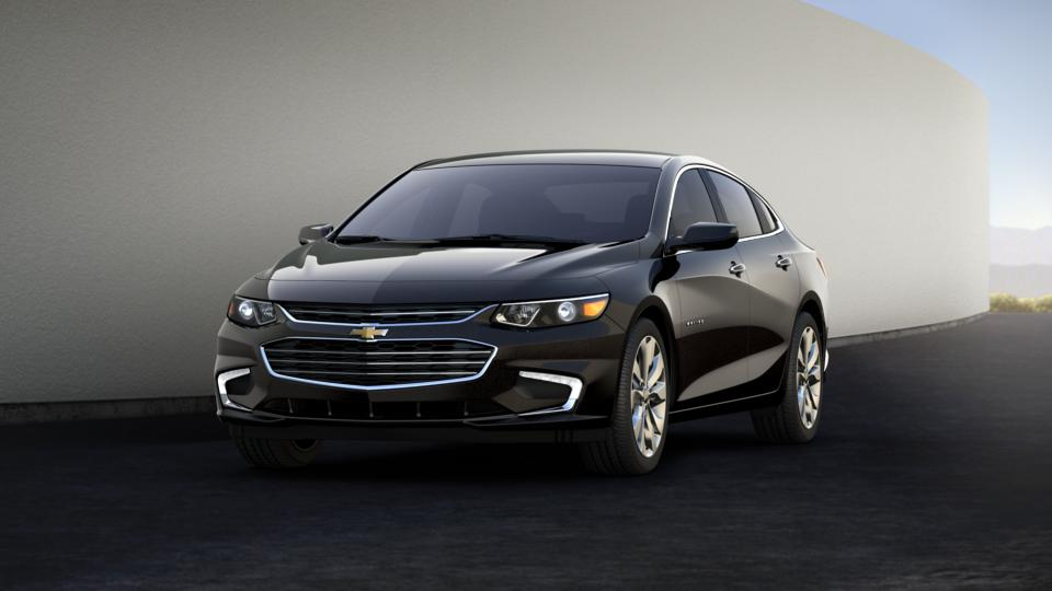 2016 Chevrolet Malibu Vehicle Photo in Greensboro, NC 27405