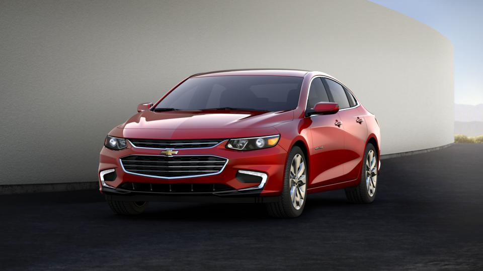 2016 Chevrolet Malibu Vehicle Photo in Lubbock, TX 79412