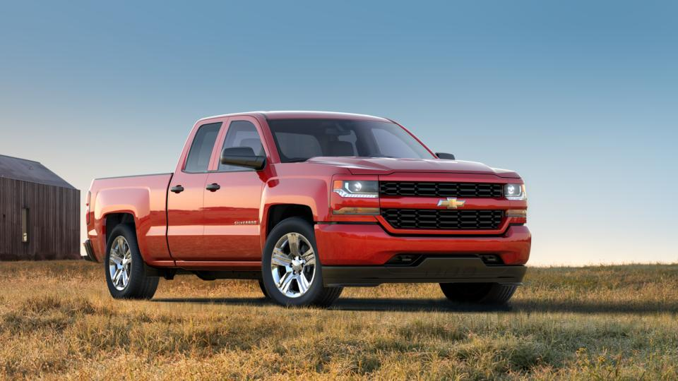 2016 Chevrolet Silverado 1500 Vehicle Photo in Austin, TX 78759