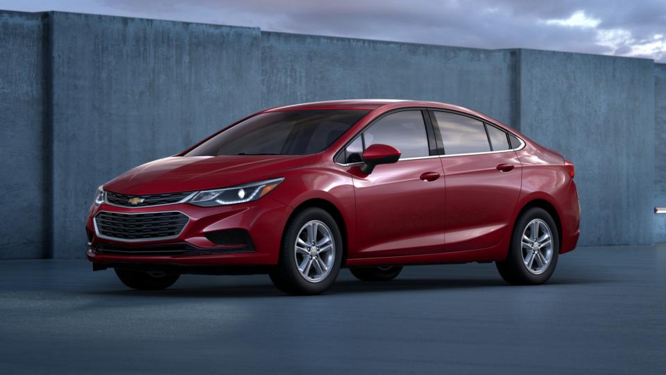 2016 Chevrolet Cruze Vehicle Photo in Johnston, RI 02919