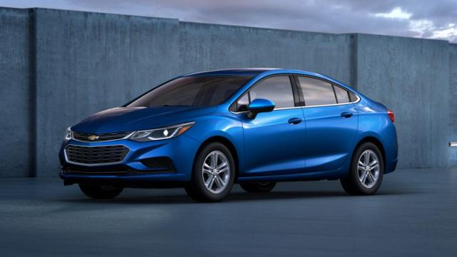 2016 Chevrolet Cruze Vehicle Photo In Plymouth, MA 02360