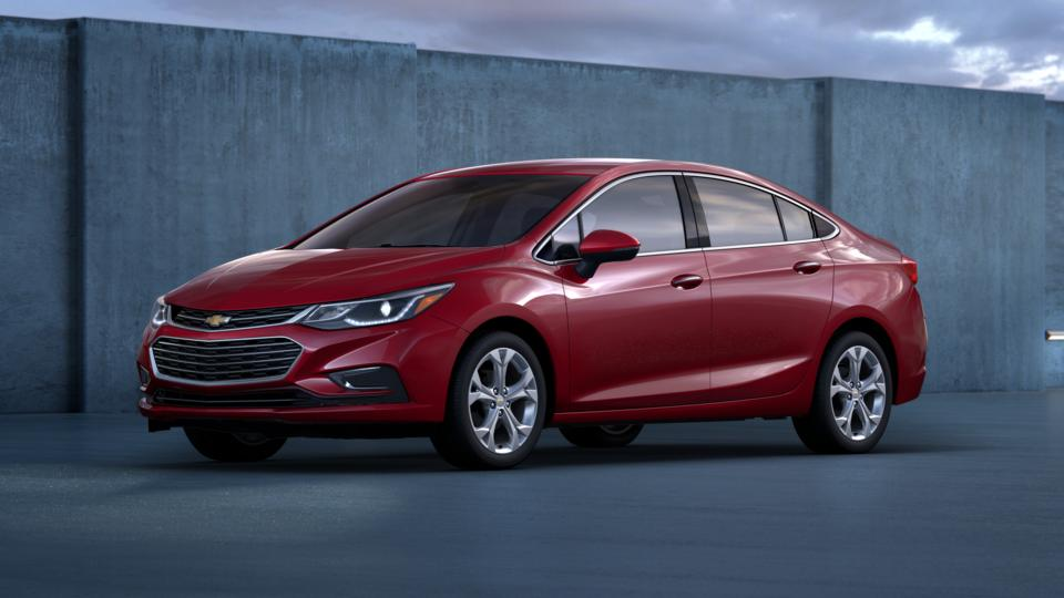 2016 Chevrolet Cruze Vehicle Photo in Greensboro, NC 27405