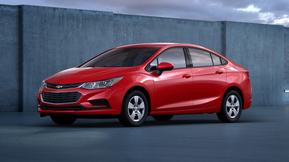 2016 Chevrolet Cruze Vehicle Photo in Champlain, NY 12919