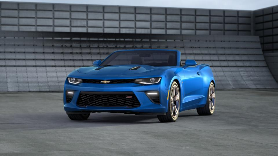 2016 Chevrolet Camaro Vehicle Photo in Mission, TX 78572
