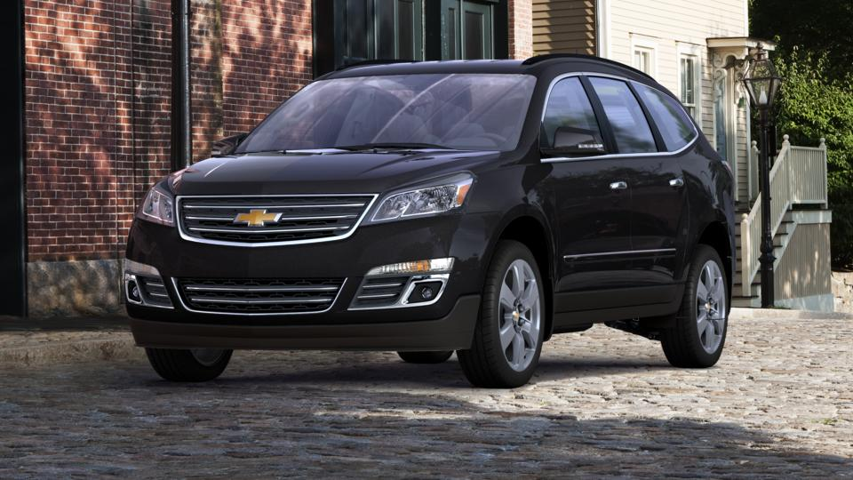 2017 Chevrolet Traverse Vehicle Photo in Greensboro, NC 27405
