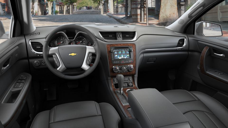 Fayetteville White 2017 Chevrolet Traverse: New Suv for ...