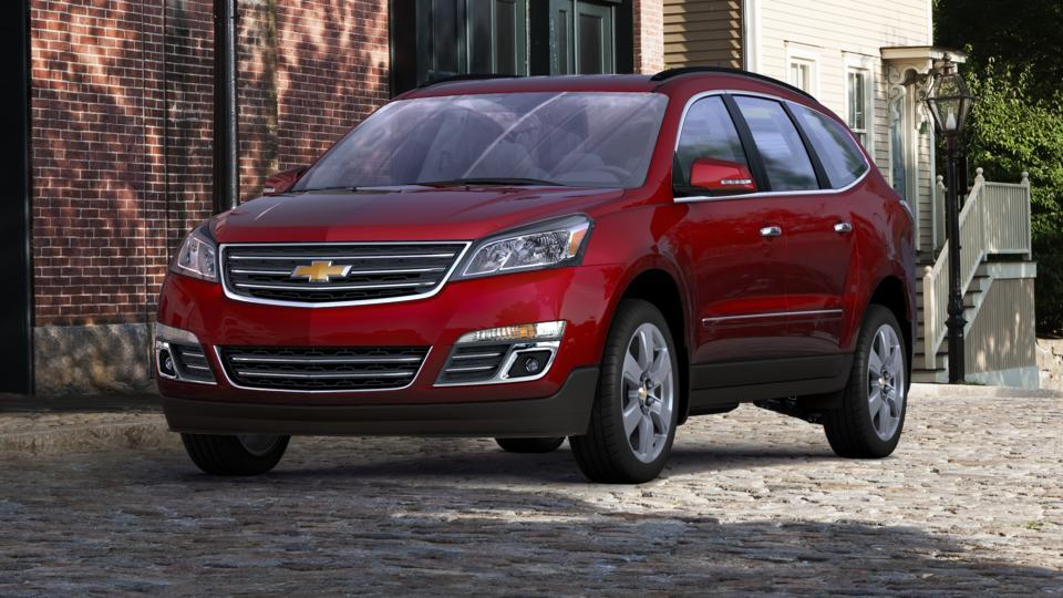2017 Chevrolet Traverse Vehicle Photo in Norwich, NY 13815