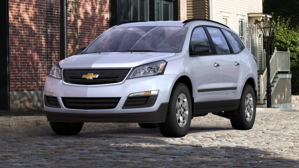 2017 Chevrolet Traverse Vehicle Photo in Ferndale, MI 48220