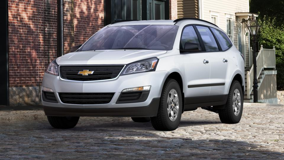 2017 Chevrolet Traverse Vehicle Photo in Clarksville, TN 37040