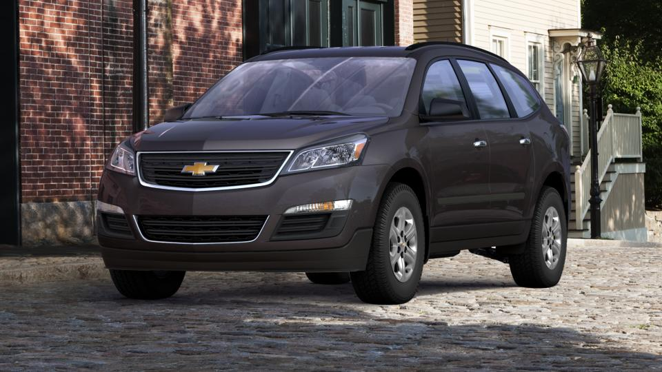 2017 Chevrolet Traverse Vehicle Photo in Zelienople, PA 16063