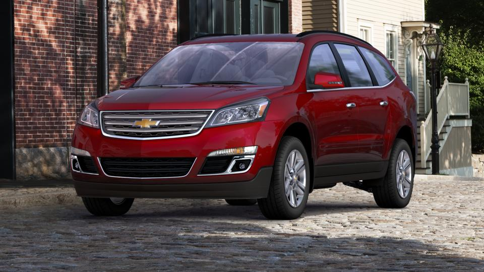 2017 Chevrolet Traverse Vehicle Photo in Appleton, WI 54914