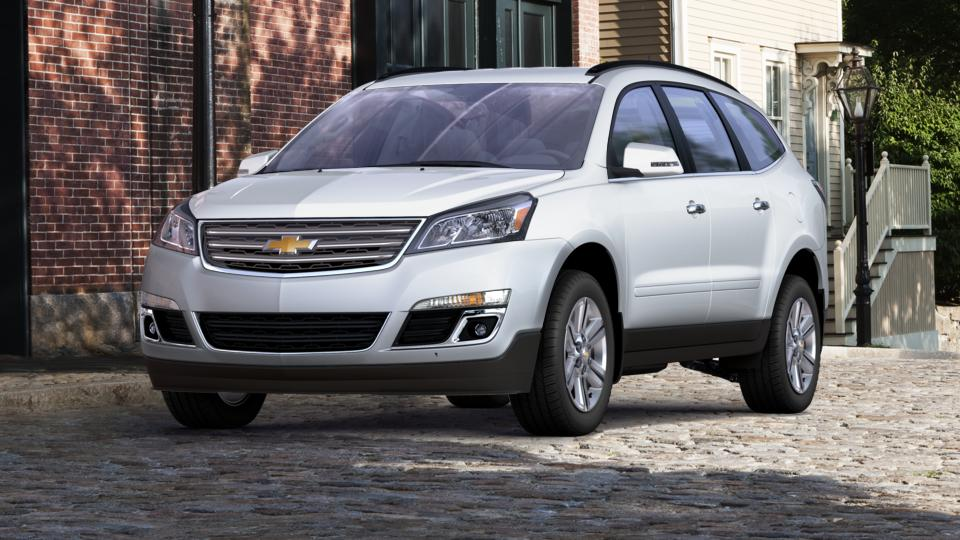 2017 Chevrolet Traverse Vehicle Photo in Manhattan, KS 66502