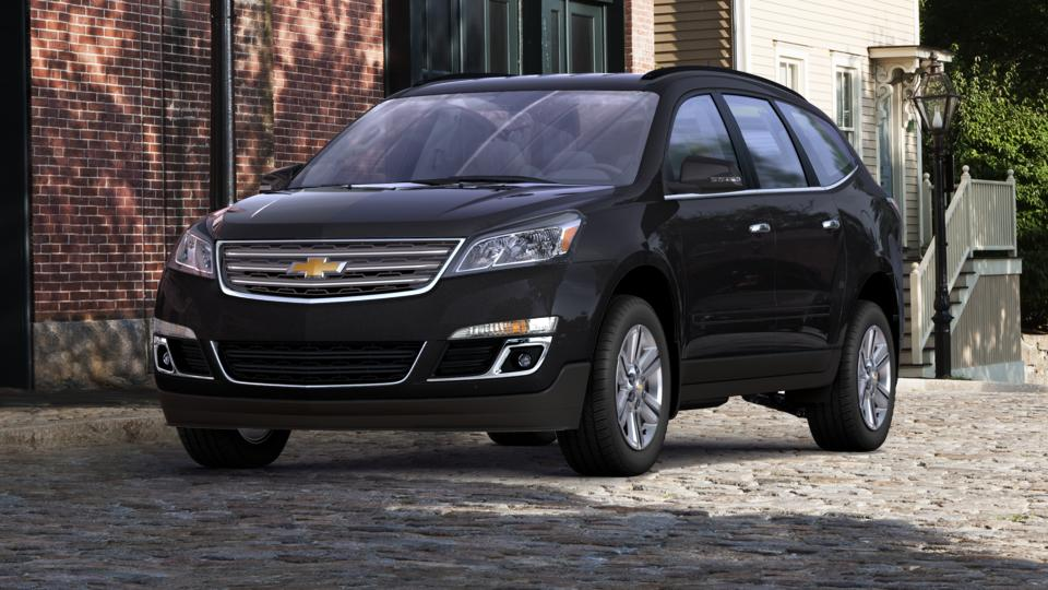 2017 Chevrolet Traverse Vehicle Photo in Newton Falls, OH 44444