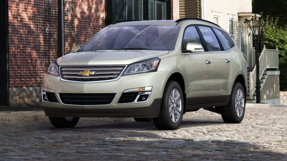2017 Chevrolet Traverse Vehicle Photo in San Angelo, TX 76901