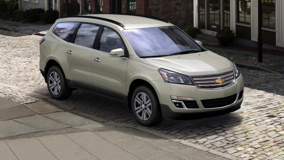 2017 chevrolet traverse in champagne silver metallic for. Black Bedroom Furniture Sets. Home Design Ideas