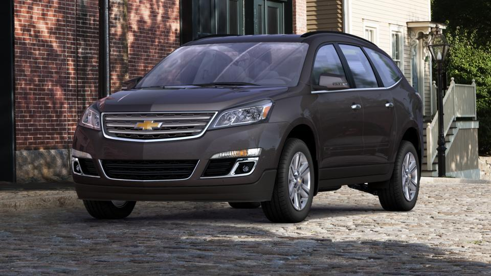 2017 Chevrolet Traverse Vehicle Photo in Van Nuys, CA 91401