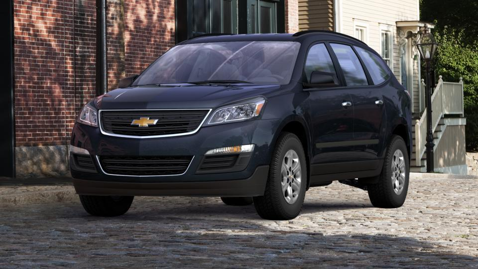 2017 Chevrolet Traverse Vehicle Photo in Redding, CA 96002