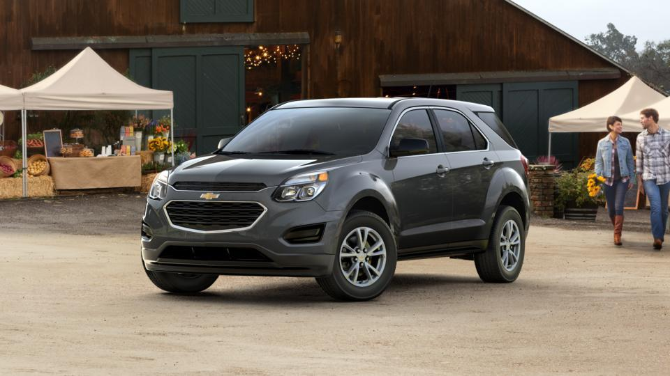 2017 Chevrolet Equinox Vehicle Photo in Oshkosh, WI 54904