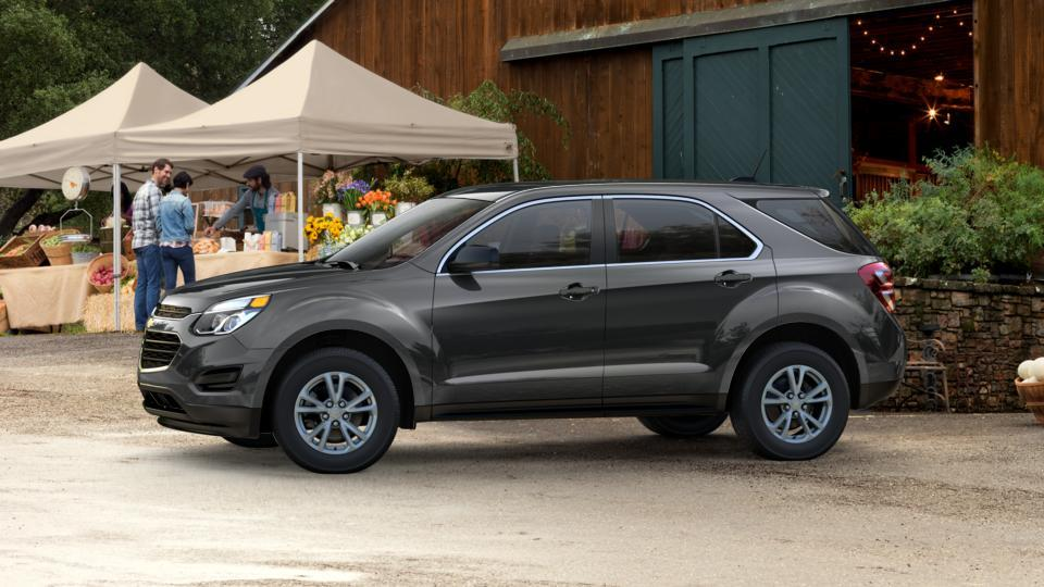 2017 Chevrolet Equinox Vehicle Photo In Gardner Ma 01440