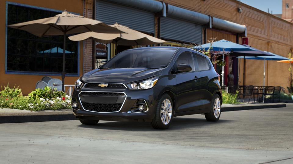 2017 Chevrolet Spark Vehicle Photo in Las Vegas, NV 89104