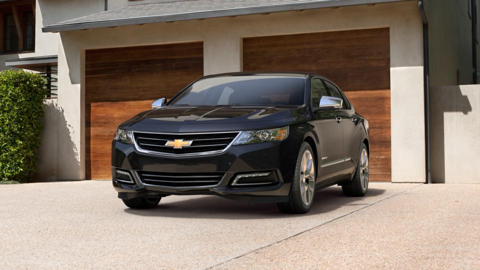 2017 Chevrolet Impala Vehicle Photo in Everett, WA 98203