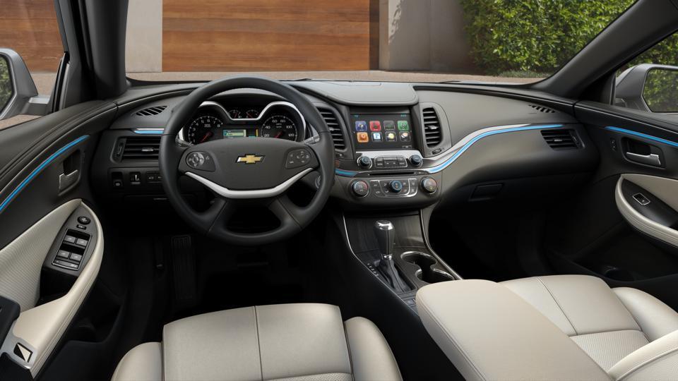 New 2017 Chevrolet Impala in Nederland TX near Beaumont