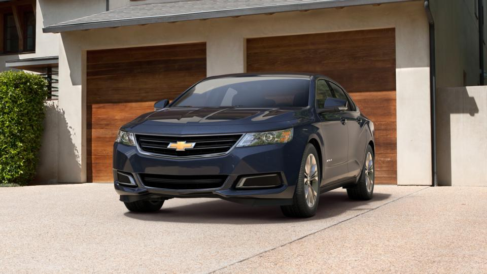 2017 Chevrolet Impala Vehicle Photo in Wendell, NC 27591