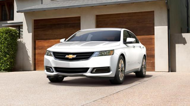2017 Chevrolet Impala for sale in Rolla - 2G1105SA3H9188739 ...