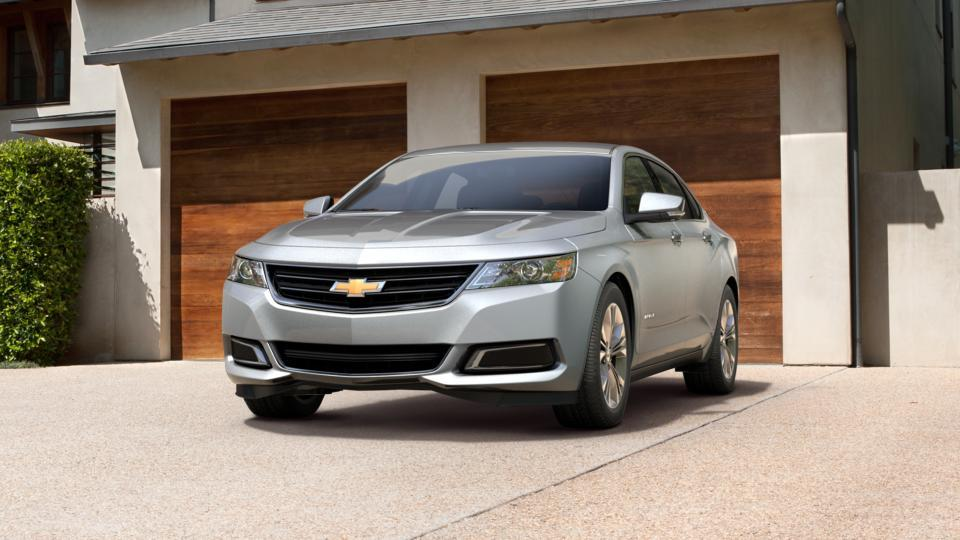 2017 Chevrolet Impala Vehicle Photo in Madison, WI 53713