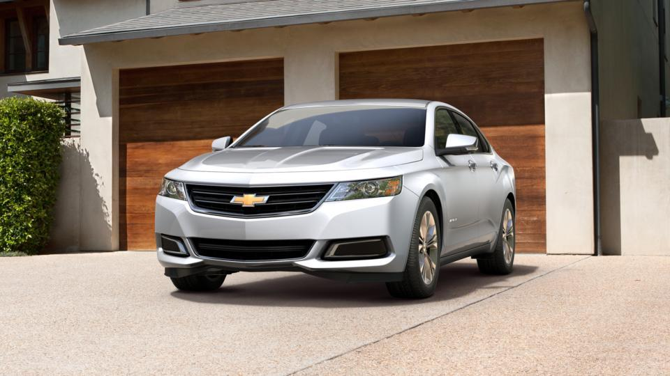 2017 Chevrolet Impala Vehicle Photo in Van Nuys, CA 91401