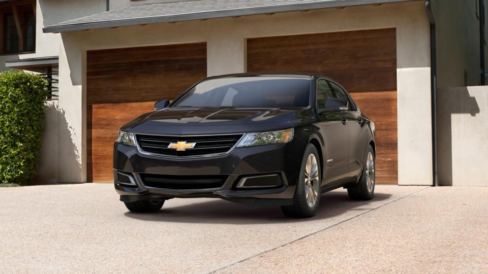 2017 Chevrolet Impala Vehicle Photo in Freeland, MI 48623