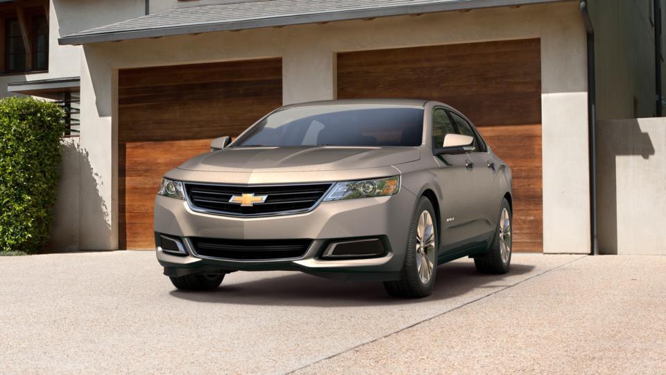 2017 Chevrolet Impala Vehicle Photo in Madison, WI 53713