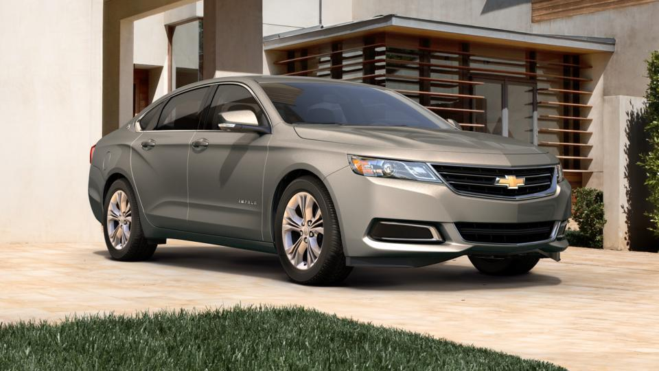 new 2017 pepperdust metallic chevrolet impala for sale in fayetteville nc powers swain chevrolet. Black Bedroom Furniture Sets. Home Design Ideas