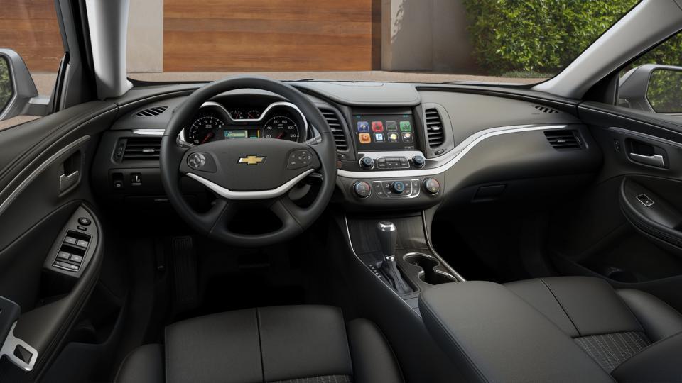 new 2017 black chevrolet impala for sale in newberg or newberg chevrolet. Black Bedroom Furniture Sets. Home Design Ideas