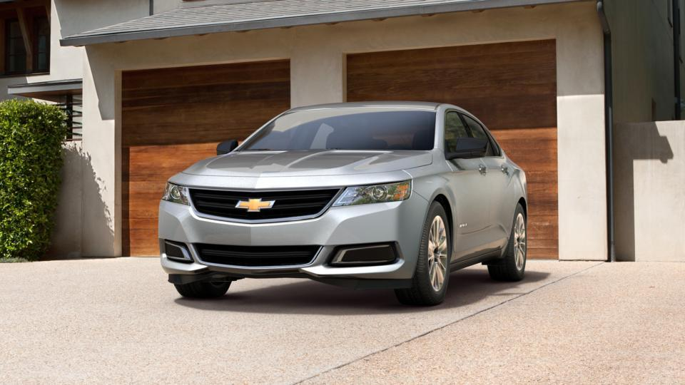 2017 Chevrolet Impala Vehicle Photo in San Angelo, TX 76903