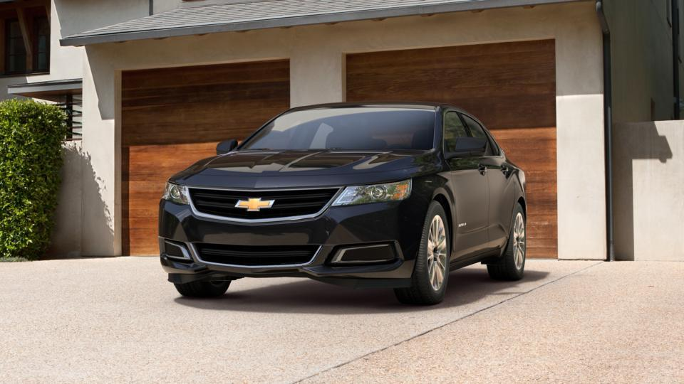 2017 Chevrolet Impala Vehicle Photo in Puyallup, WA 98371