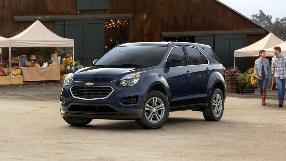 2017 Chevrolet Equinox Vehicle Photo in Akron, OH 44320