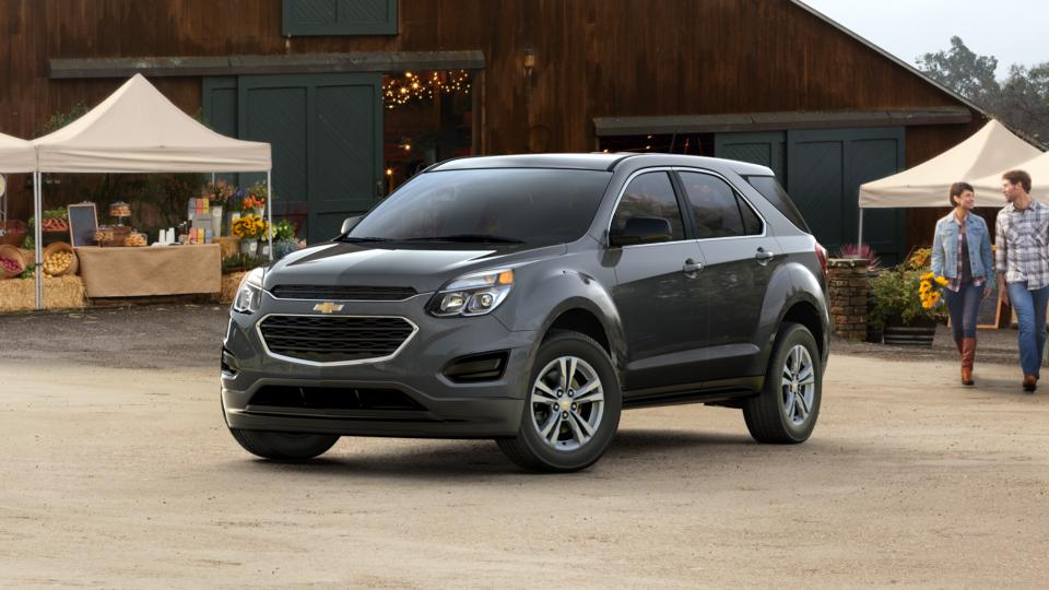 2017 Chevrolet Equinox Vehicle Photo in Odessa, TX 79762