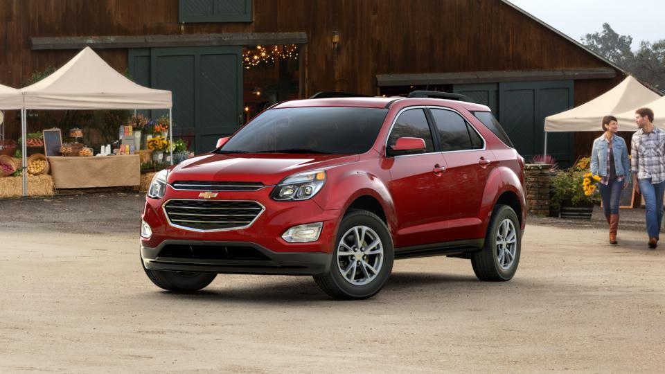 2017 Chevrolet Equinox Vehicle Photo in Champlain, NY 12919