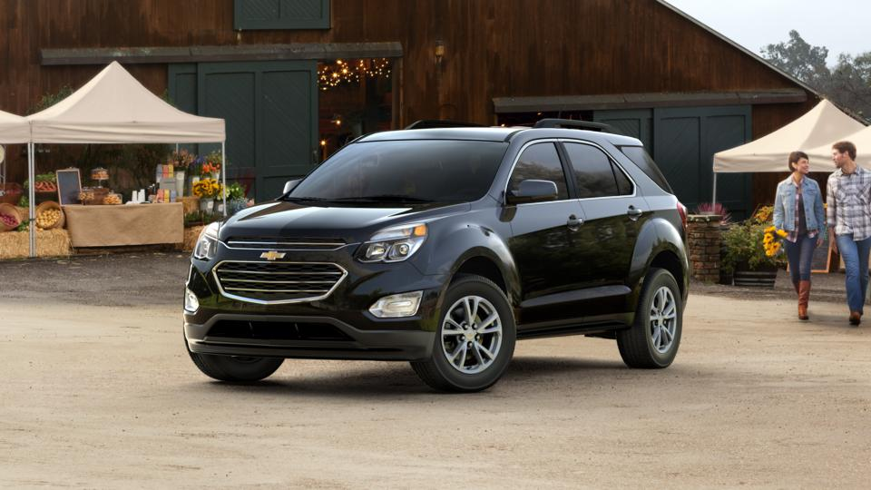 2017 Chevrolet Equinox Vehicle Photo in Massena, NY 13662