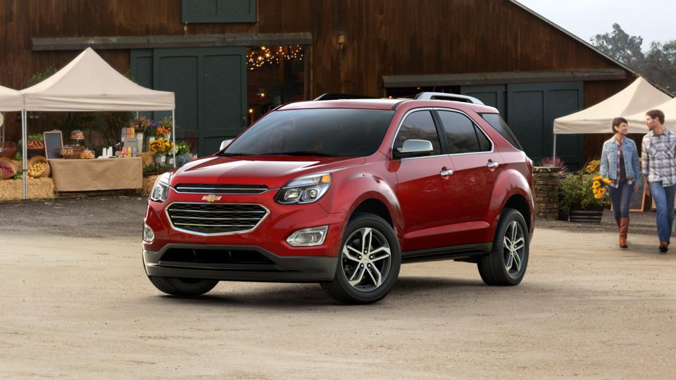 2017 Chevrolet Equinox Vehicle Photo in Tulsa, OK 74133