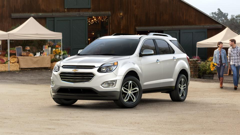 2017 Chevrolet Equinox Vehicle Photo in Enid, OK 73703