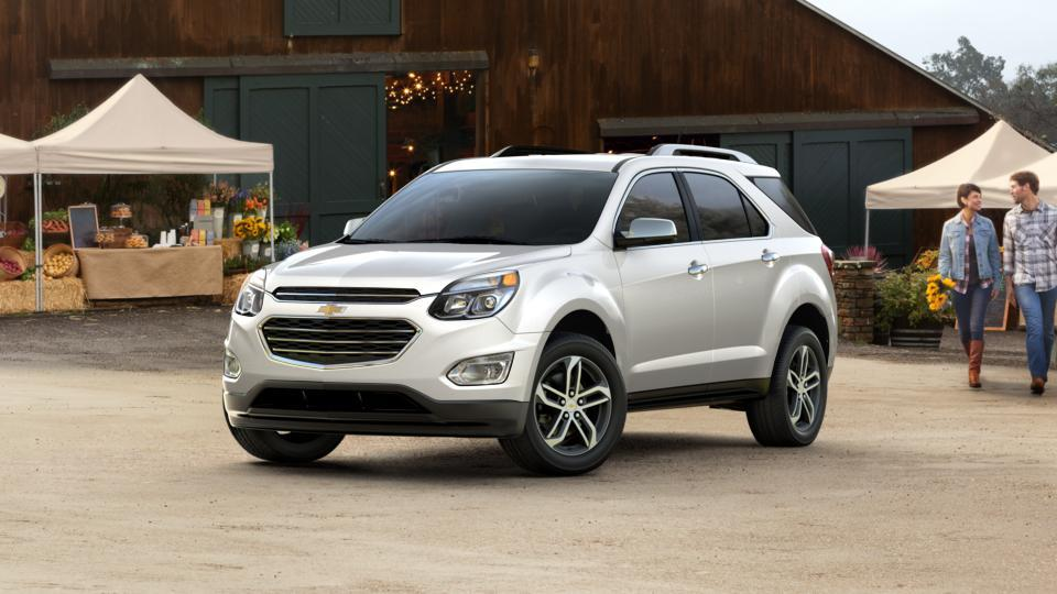 2017 Chevrolet Equinox Vehicle Photo in Lowell, IN 46356