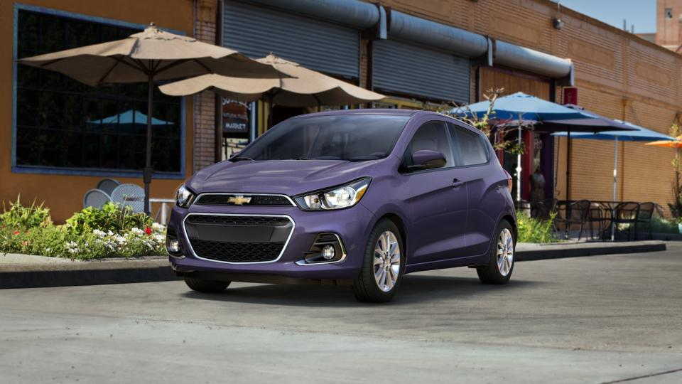2017 Chevrolet Spark Vehicle Photo in Gainesville, TX 76240