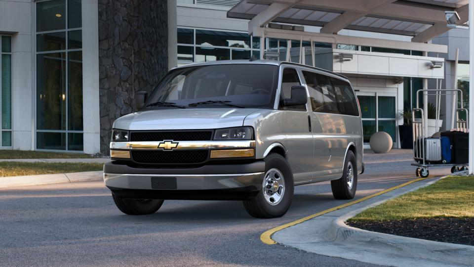 2017 Chevrolet Express Passenger Vehicle Photo in Austin, TX 78759