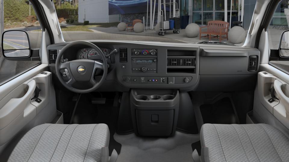 New 2017 Chevrolet Express Passenger in Danvers, MA