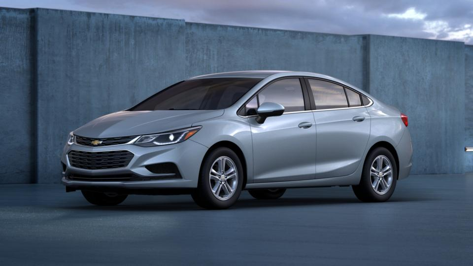 2017 Chevrolet Cruze Vehicle Photo in San Angelo, TX 76901
