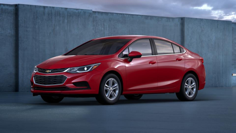2017 Chevrolet Cruze Vehicle Photo in Lowell, IN 46356